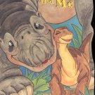 Grandpa and Me- by Ellen Titlebaum- board book