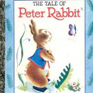 The Tale of Peter Rabbit - a little golden book- hb