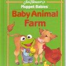 Jim Henson's Muppet Babies- Baby Animal Farm- HB