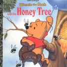 Walt Disney's Winnie the Pooh and the Honey Tree-  a little  golden book -hb