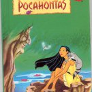 Disney's Pocahontas- Grolier book club edition- hb