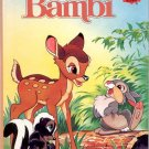 Walt Disney's Bambi- Grolier Book Club Edition- hb