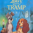 Walt Disney's Lady and the Tramp  - Grolier Book club edition- hb