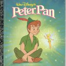Walt Disney's  Peter Pan- Little golden Book-  hb