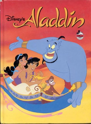 Disney's Aladdin- adapted by Don Ferguson- HB