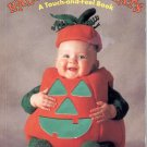 Tom Arma's Halloween Treats- a touch-and-feel book- HB
