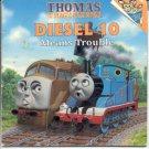 Thomas and the magic railraod- Diesel 10  Means Trouble by Britt Allcroft (2000)