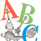 Dr. Seuss's ABC- softcover