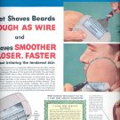 June 12, 1954   -Sunbeam Shavemaster      ad (# 3393)