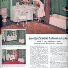 June 12, 1954    American-Standard Bathrooms    ad (# 3396)