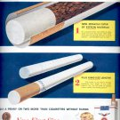June 12, 1954    Viceroy cigarettes   ad (# 3402)