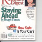 Readers Digest- August 2001