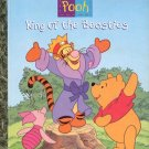 Pooh King of the Beasties- a little Golden book- hb