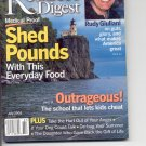 Readers Digest-    July 2002.