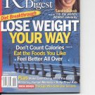Readers Digest-     January 2003.