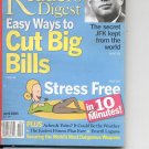 Readers Digest-    April 2003.