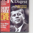 Readers Digest-  March 2005.