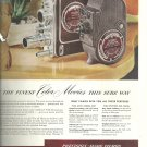 July 1948 Bell & Howell   ad  (#3943)