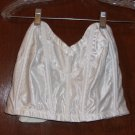 White    The Woman  Within  strapless   Bra- Size  42 DD