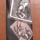 "Looney Tunes Minia   58"" necktie-   Looney Tunes characters   - (#14)"