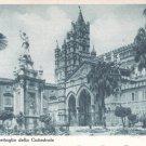 Palermo- Dettaglio della Cattedrale   Postcard-  (# 126)