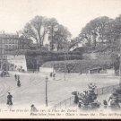 Brest. Vue prise des Glacis vers la Place des Portes  Postcard  (#147)