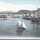 Nice. Interieur du Port.  Postcard (#151)