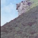 Old Man of the Mountains- Franconia Notch, N.H.     Postcard  (#190)