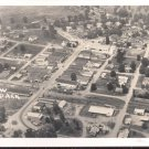 Air View Glenwood, Ark.  postcard  (#209)