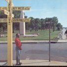 The End of King Street, Charleston, S.C.    Postcard (# 284)