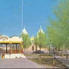 The Plaza Messilla, New Mexico     Postcard (# 286)