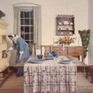 John Vogler House Dining Room, in Old Salem, Winston- Salem    Postcard  (# 299)