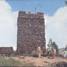 Mount Mitchell Observation Tower- North Carolina  Postcard (# 306)