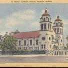 St. Mary's Catholic Church Phoenix, Arizona    Postcard  (#321)