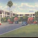 Casa Ricardo Hotel Kingsville, Texas    Postcard  (#322)
