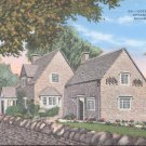 Cotswold Cottage, Greenfield Village, Dearborn, Mich.  Postcard  (#337)