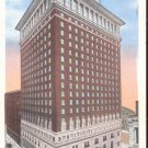 Statler Hotel, St. Louis, Mo.   Postcard  (#342)