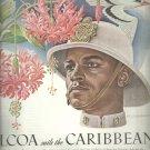 July 1948 Alcoa sails the caribbean  Steamship Company, Inc.       ad  (#4345)