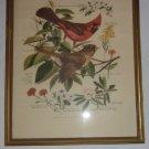 Arthur Singer Number 1 in series of Paintings- flowering dogwood, goldenrod