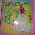 Barbie by Mattel, suitcase with Barbie , Ken, clothes