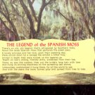 The legend of the Spanish Moss       Postcard   (# 398)
