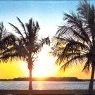 Sunrise ...Sunset... in Florida      Postcard   (# 403)
