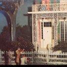 """Open Thy Lattice Love""  Stephen Foster Museum- Florida Postcard (#426)"