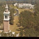 Buildings in aerial view at Stephen Foster Memorial park      Postcard (#430)