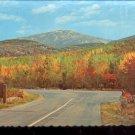 Mt. Cadillac- Mt. Desert Island, Maine     Postcard (#455)
