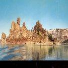 the Phantom Ship, Crater lake National Park       Postcard (#500)