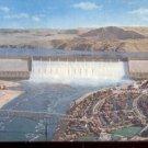 Grand Coulee Dam, Washington   Postcard (#511)