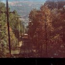 Looking down the incline on Lookout Mountain, Tennessee    Postcard (#533)