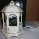 Thomas Kinkade gazebo - music box- NIB