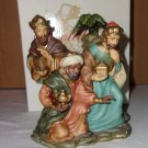 Holiday Treasures Blessed Visitors- Kings- NIB